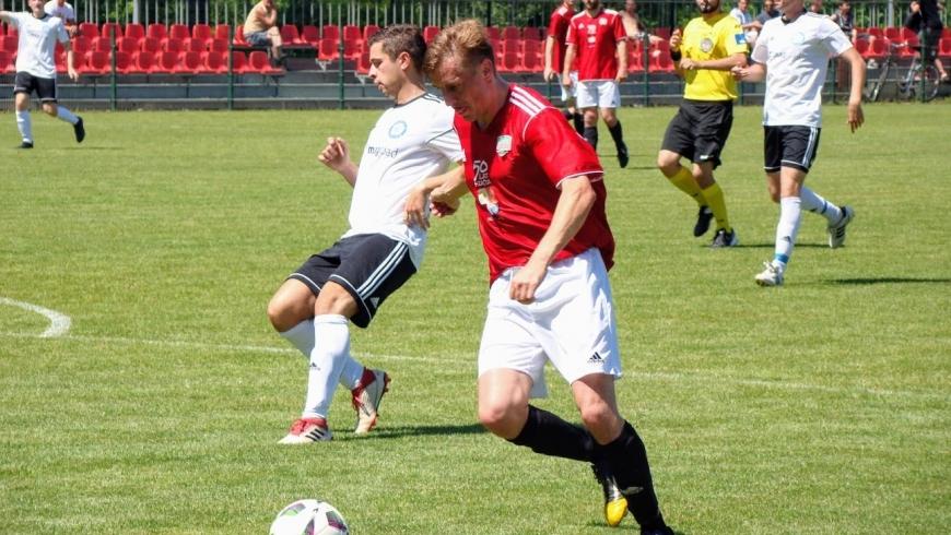 Marcin Makulec piłkarzem czerwca