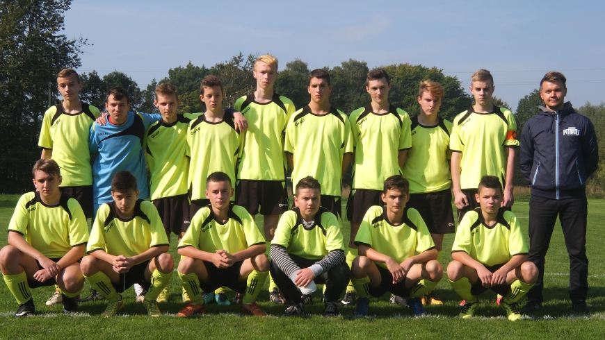 Kadra Juniorów sezon 2017/2018