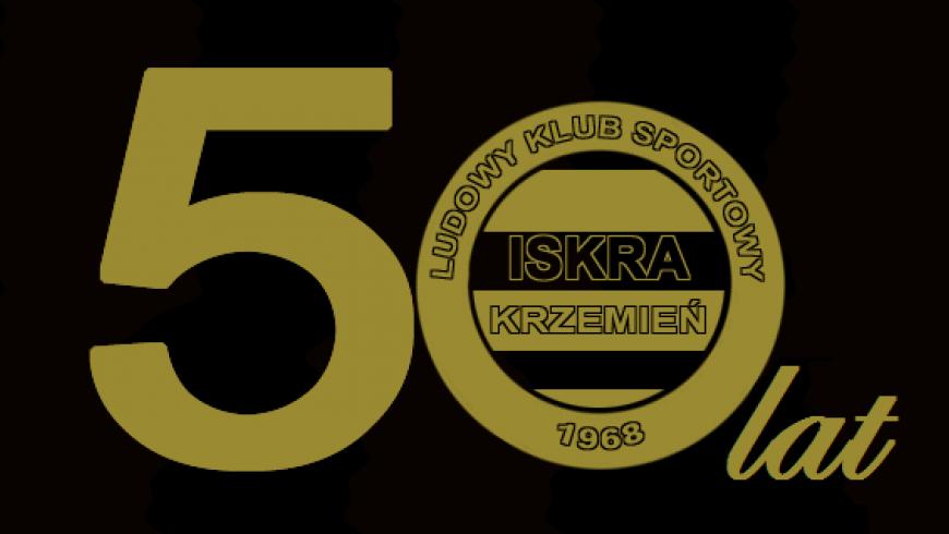 50 lat Iskry Krzemień
