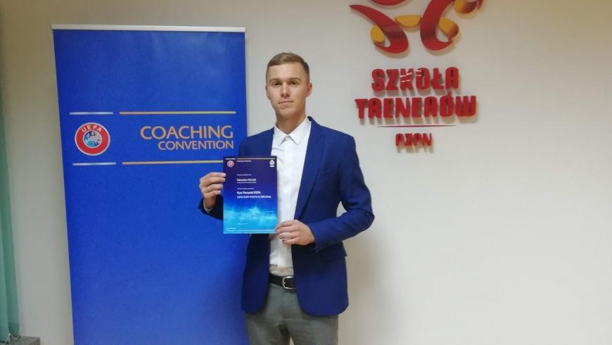 Świadomość rodzica jako... czyli praca dyplomowa trenera Sebastiana na kursie UEFA.