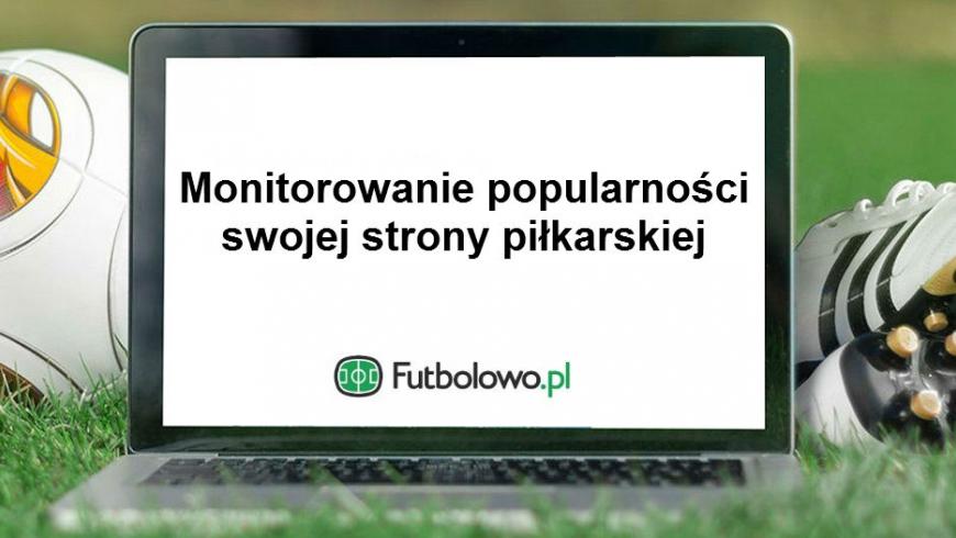 Część 3: Monitorowanie popularności swojej strony piłkarskiej