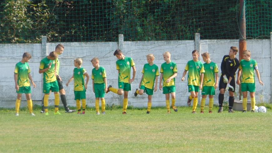 Dominacja absolutna.   Feniks Pro Soccer Academy Łódź  - Sport Perfect   0:12