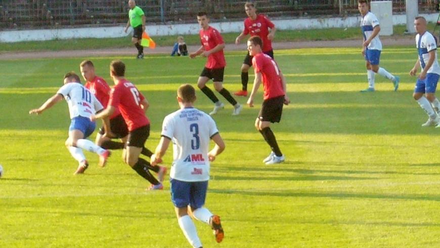 Derby w Bydgoszczy zwycięskie dla Zawiszy
