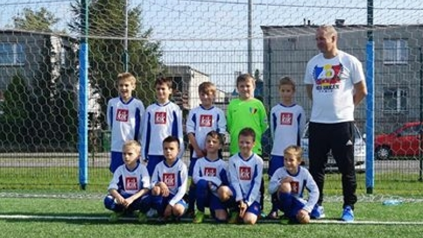 MKS Orkan Rumia -junior F1