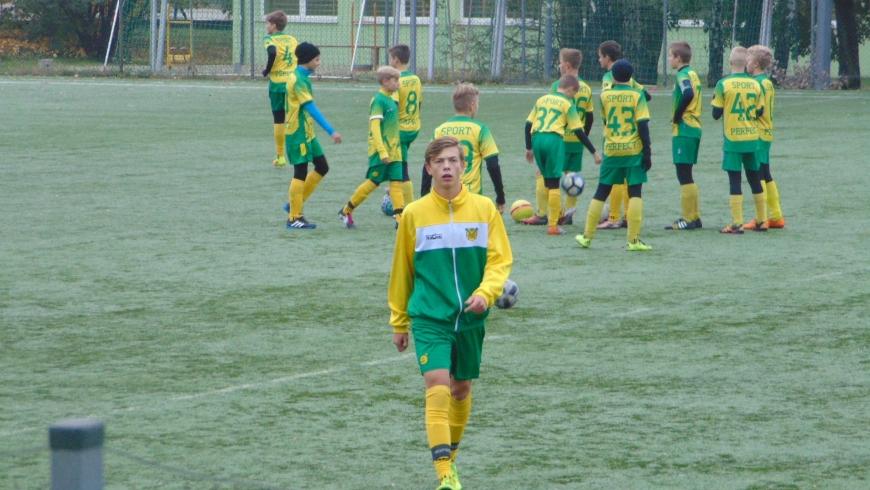 Nadeszło przełamanie. Sport Perfect -  Metalowiec Łódź 5:0