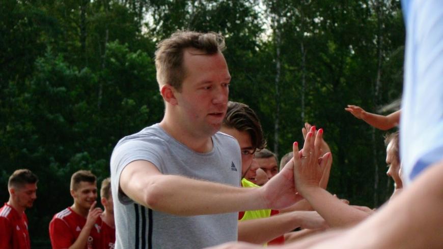 Wywiad z trenerem Damianem Politańskim