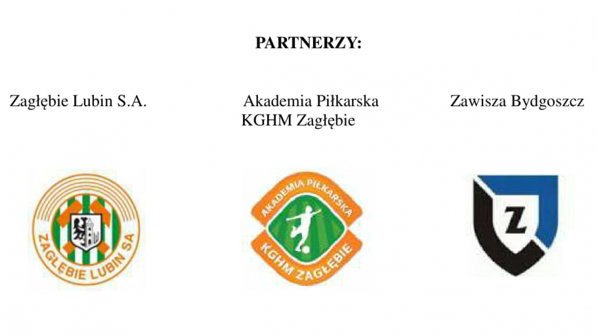 Porozumienie współpracy Zawisza Bydgoszcz Zagłębie Lubin.