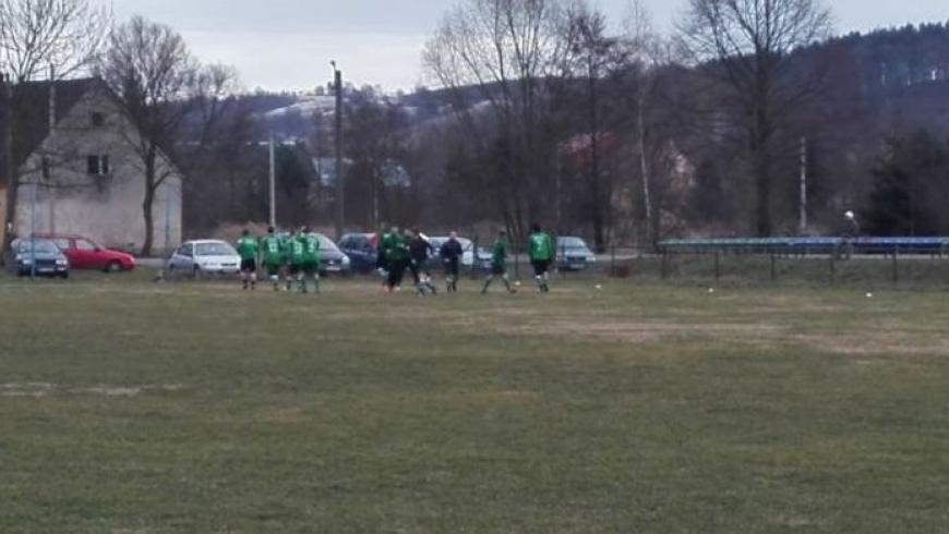 Mecz kontrolny z Kudową przed rundą wiosenną