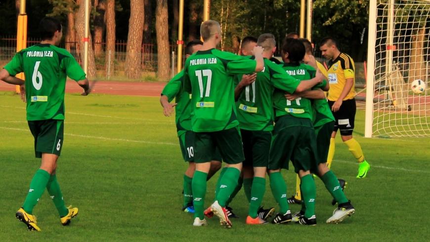 Energia II Kozienice 0:1 (0:0) Polonia Iłża