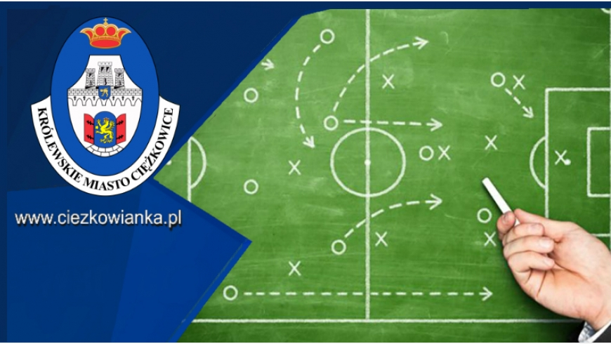 HARMONOGRAMY treningów drużyn Ciężkowianki - styczeń 2019