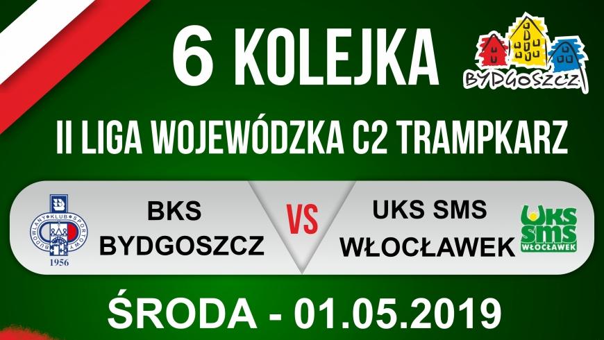 Zapowiedź VI kolejki: BKS Bydgoszcz - UKS SMS Włocławek