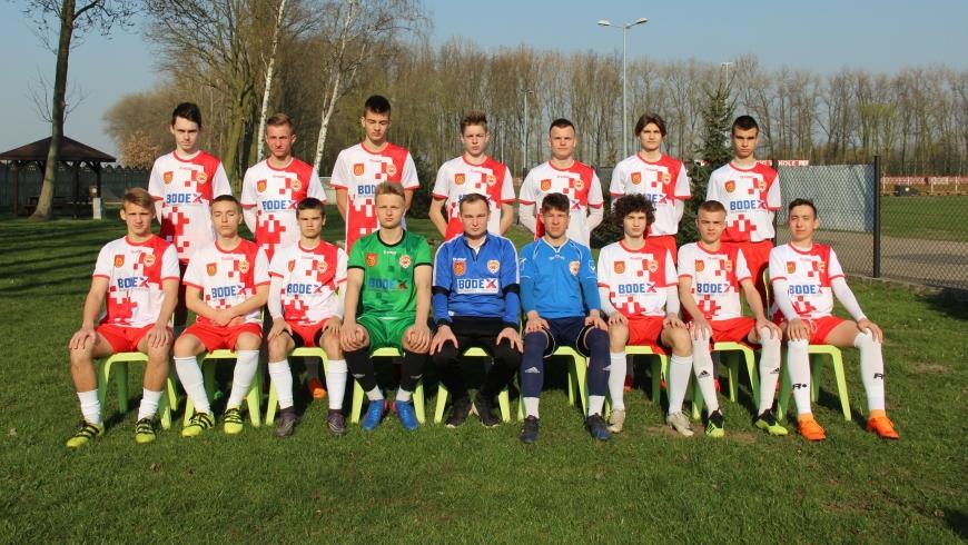 ROCZNIK 2002/2003: Podział punktów w spotkaniu juniorów z LKS Gołuchów