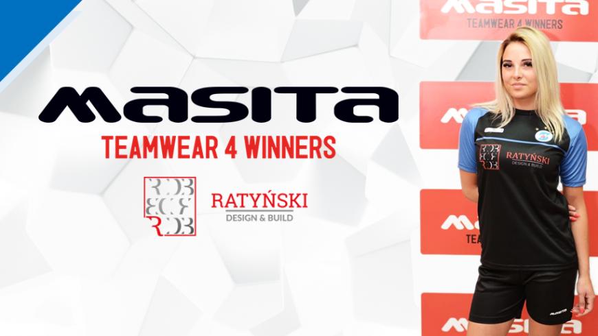 Masita i Ratyński naszymi partnerami!
