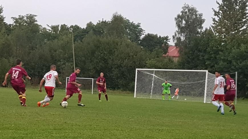 8.09.2019 Seniorzy - Płomień Częstochowa - Lelovia Lelów 4:2