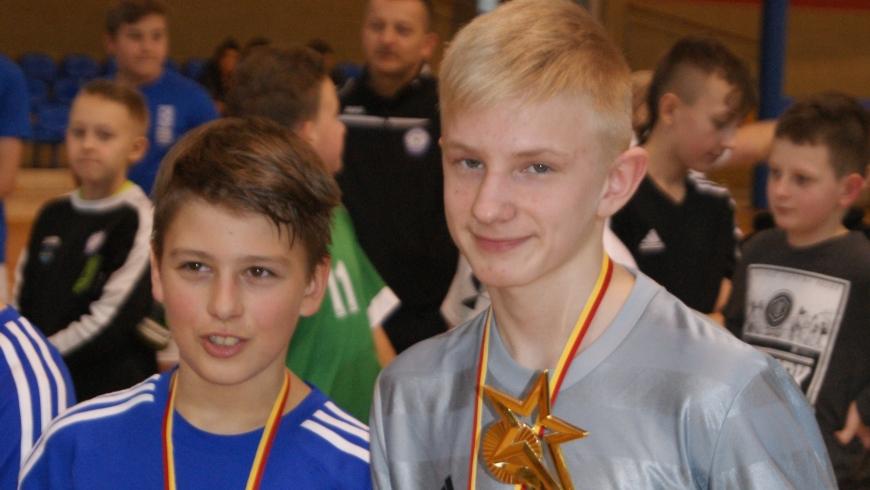 Powołania młodych piłkarzy