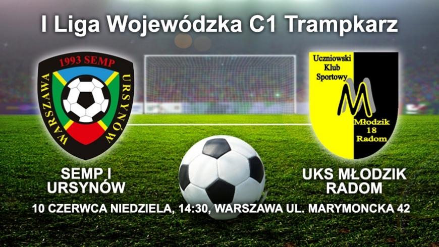 XIII kolejka I liga wojewódzka C1 Trampkarzy RW - powołania