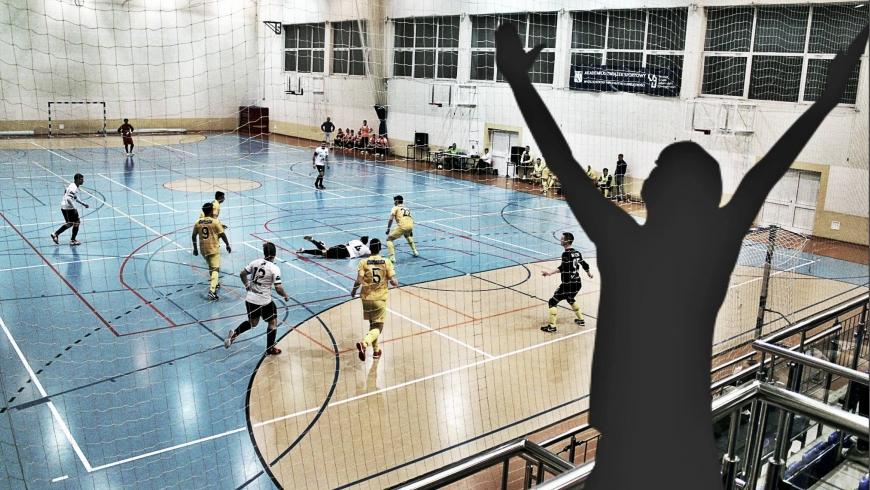 Futsal w Łodzi w sezonie 2017/18