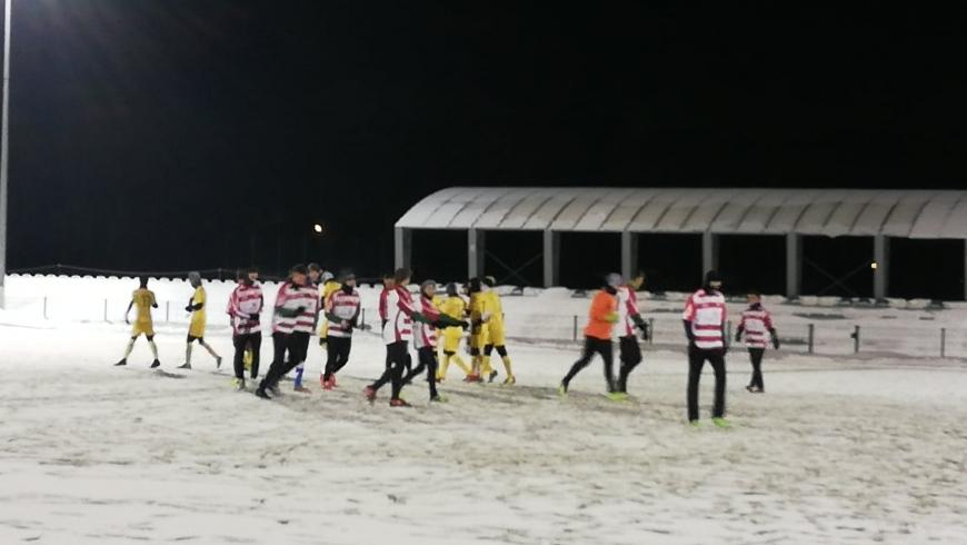 """Sparing Juniorów Starszych LKS """"Sparta"""" Lubliniec"""