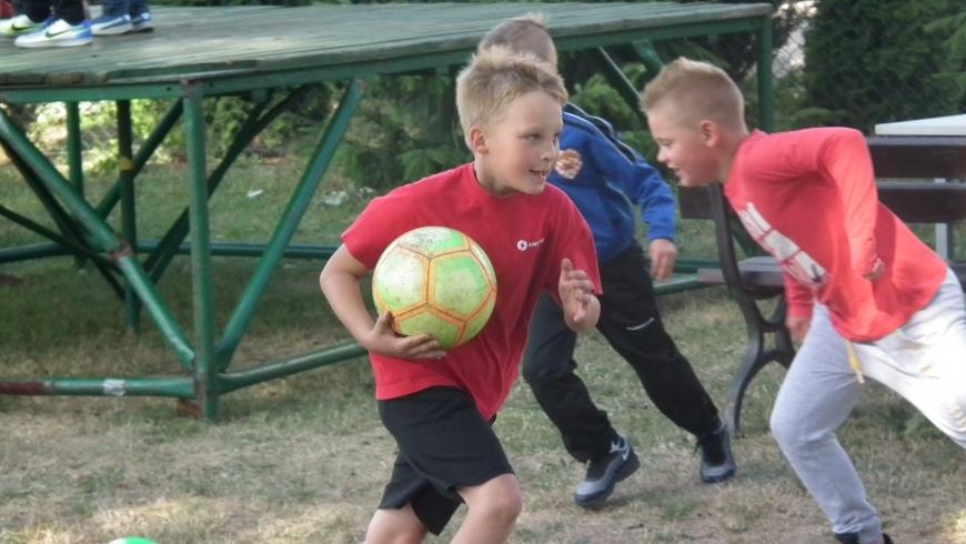215 tysięcy na szkolenie dzieci i młodzieży