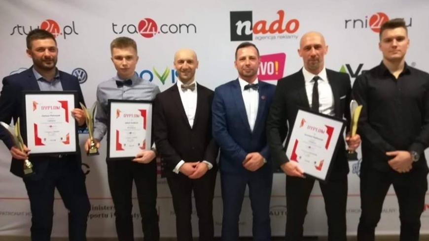 Trener Dariusz Pietrasiak i Jarosław Piątkowski zwycięzcami III Plebiscytu Sportowego portalu tsa24.com