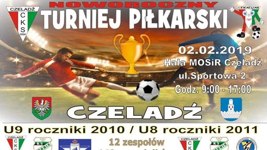 W sobotę kolejny turniej dla dzieci organizowany przez CKS Czeladź