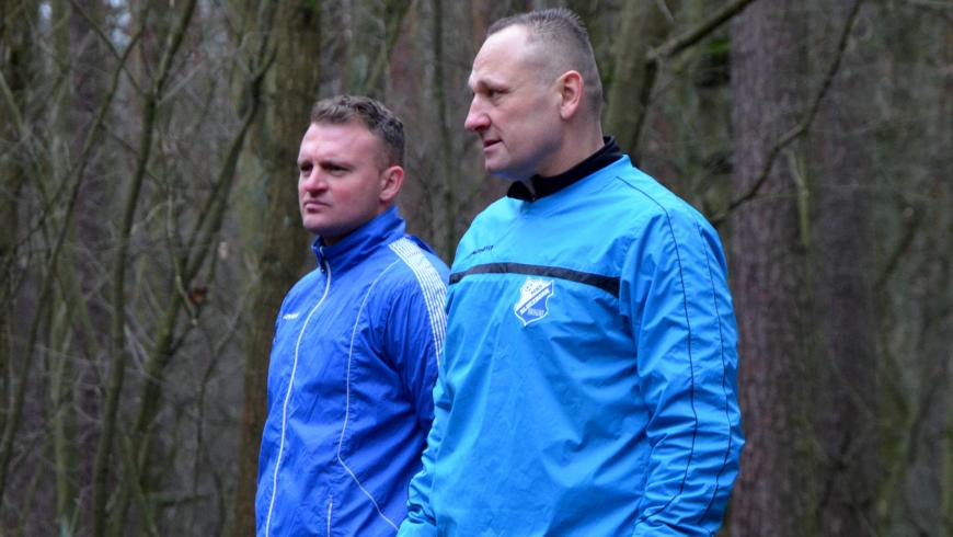 Daniel Kokosiński i Grzegorz Żmija dołączyli do sztabu szkoleniowego