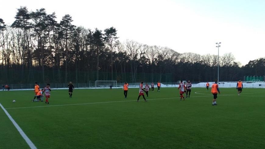 """Relacja Sparingu LKS """"Sparta"""" Lubliniec vs Odra II Miasteczko"""
