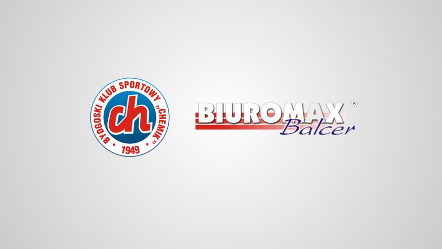 Biuromax-Balcer sponsorem Chemika!