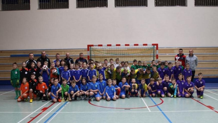 Football Academy Jurajska zwyciezcą VII edycji Turnieju o Puchar Wójta Gminy Poczesna