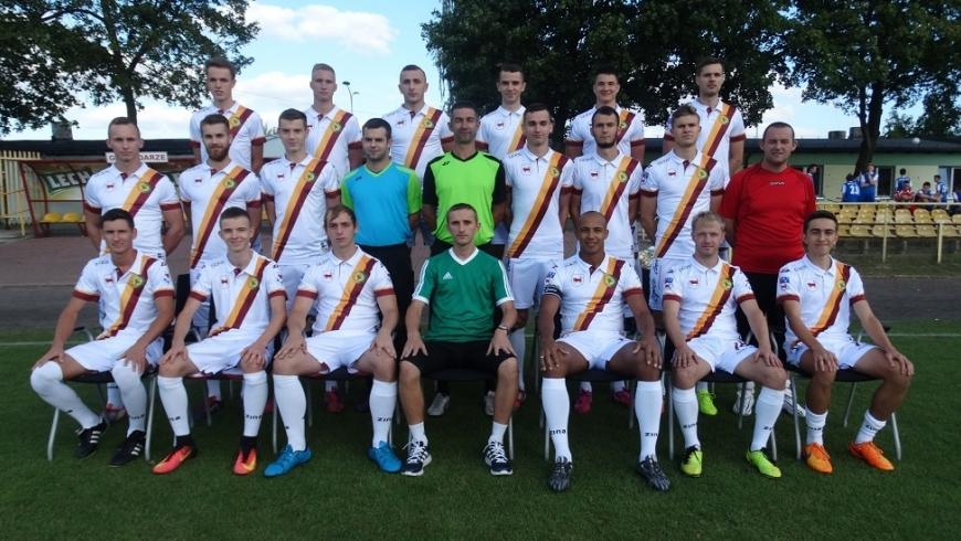Podsumowanie drużyny seniorów Tur 1921 Turek w roku 2016