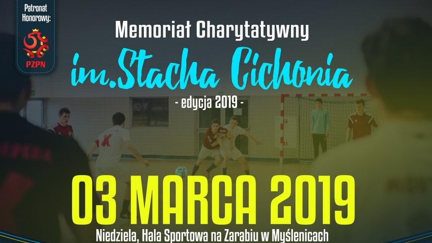 Memoriał im. Stacha Cichonia - finał turnieju piłkarskiego