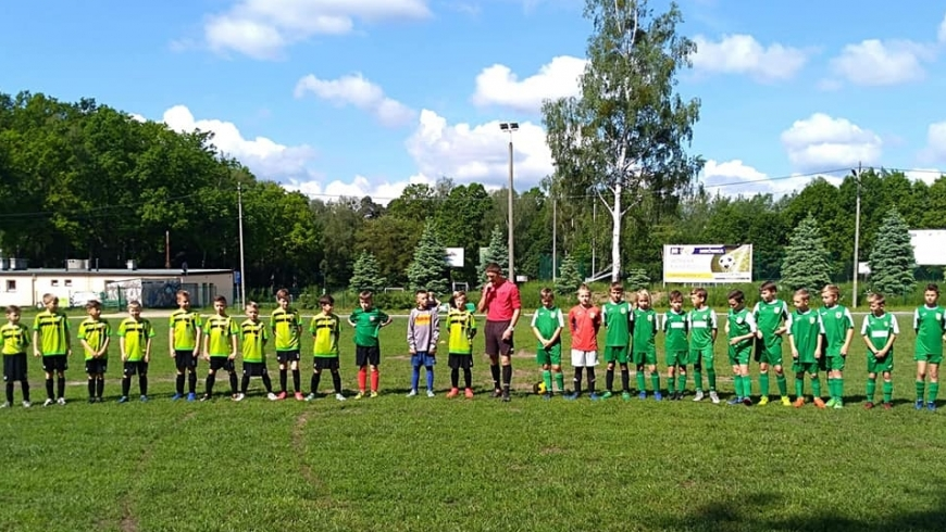 "Śląsk Koszęcin vs LKS ""Sparta"" Lubliniec"