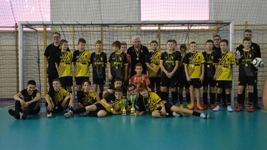 Zwyciestwo Młodzika na zakończenie turniejów Młodzik Cup 2018