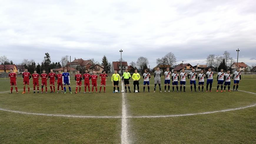 Sparta Paczków - Orzeł Źlinice 0:1(0:0) Liga Okręgowa