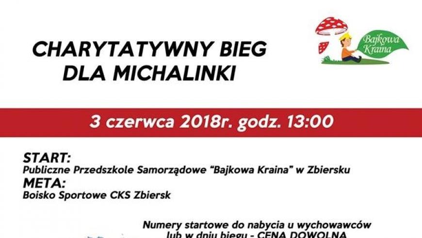 W niedziele zagramy dla Michasi! Zbiersk - Golina 14:00