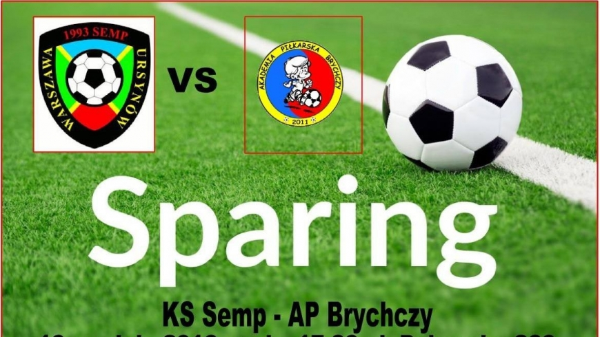 Wideorelacja z meczu KS semp - AP Brychczy.