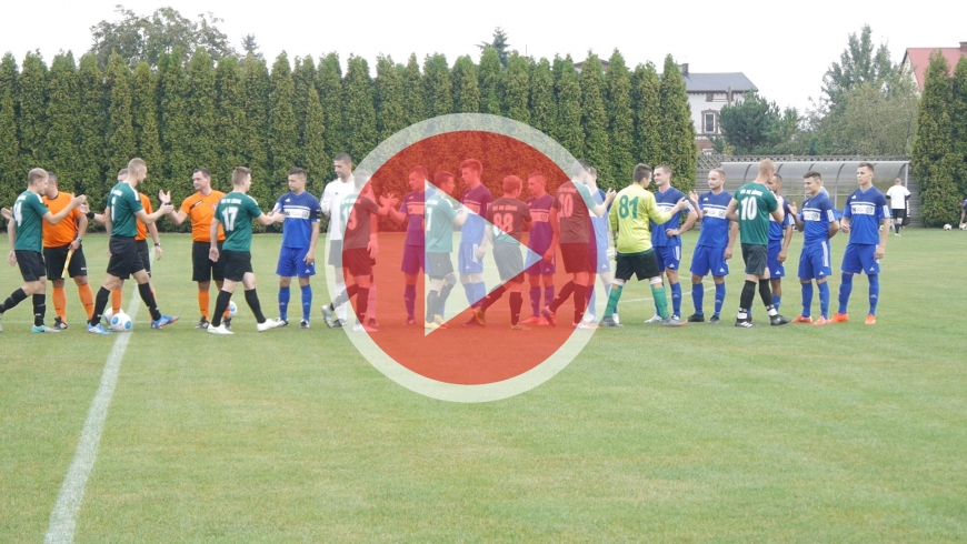 Porażka w Łące, LKS 1-0 Piast.