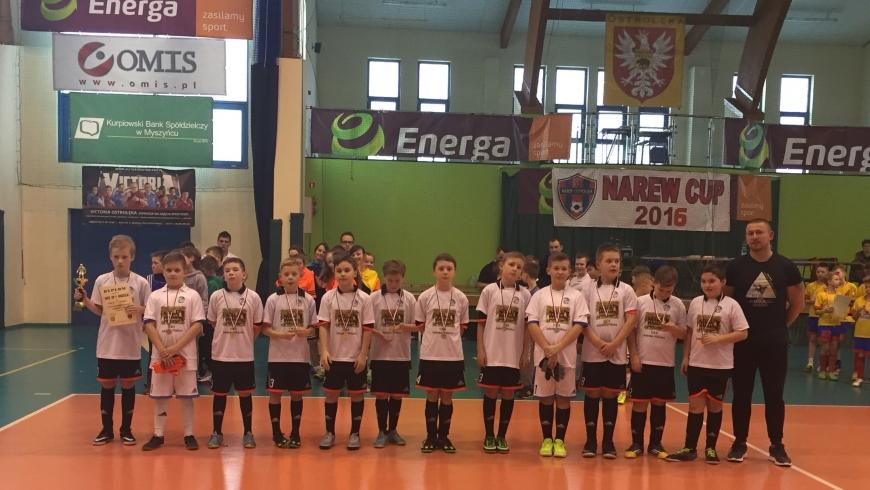 Kolejny sukces młodych Piłkarzy UKS Jedynka Nidzica