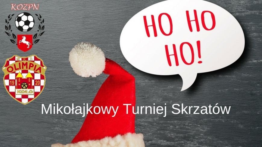 Mikołajkowy Turniej Skrzatów w Kole - harmonogram