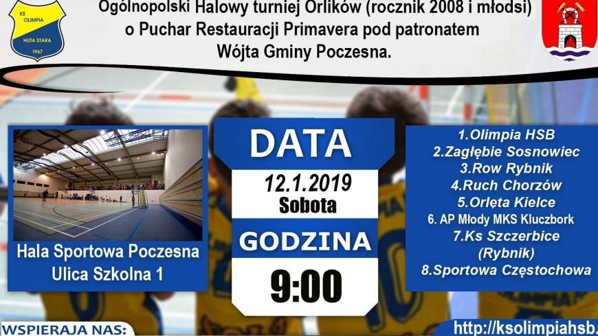 Juz w sobotę Primavera Cup !!!