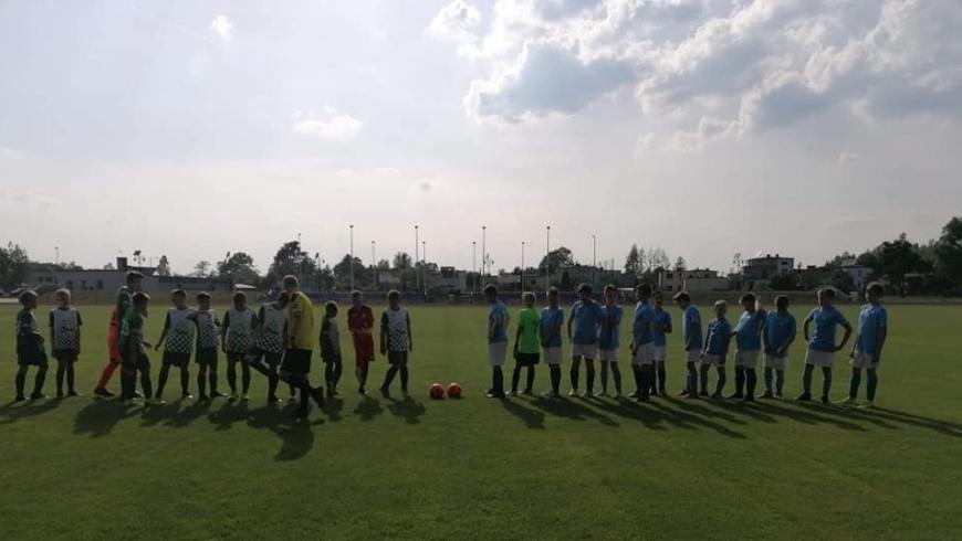"Unia Kalety vs LKS ""Sparta"" Lubliniec"