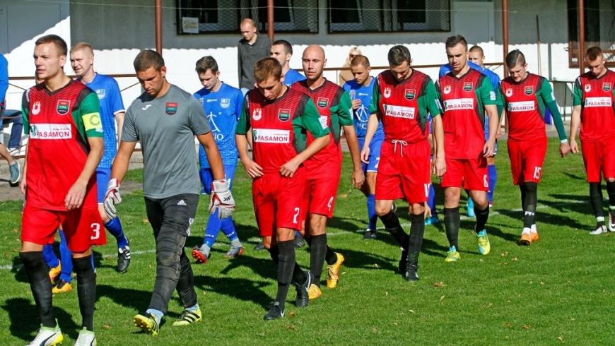 Kadra na mecz w Solcu Kujawskim