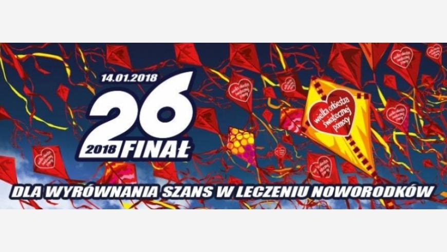 """TURNIEJ """"WOŚP 2018"""" - r.2007/08"""