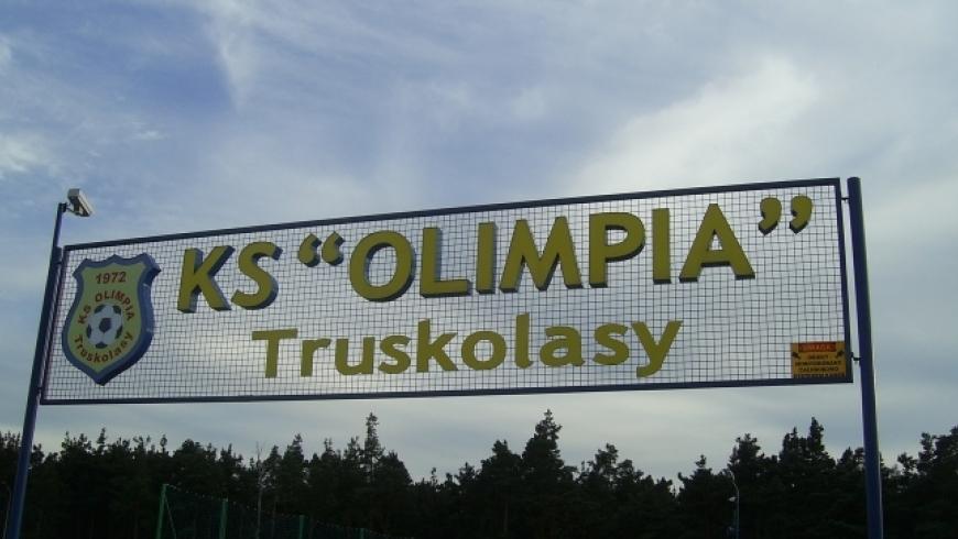 3 punkty zostają w Truskolasach !