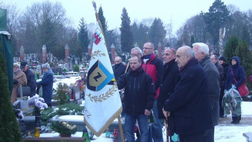 Pogrzeb Zdzisława Furmanka