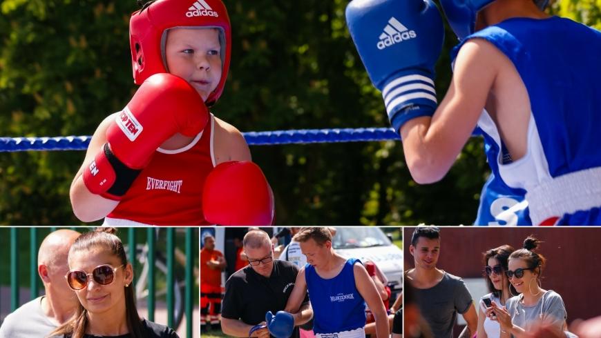 XVIII Turniej Miast Królewskich w boksie - zdjęcia