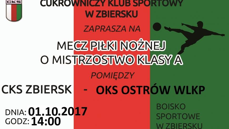 W niedzielę z OKS Ostrów Wielkopolski