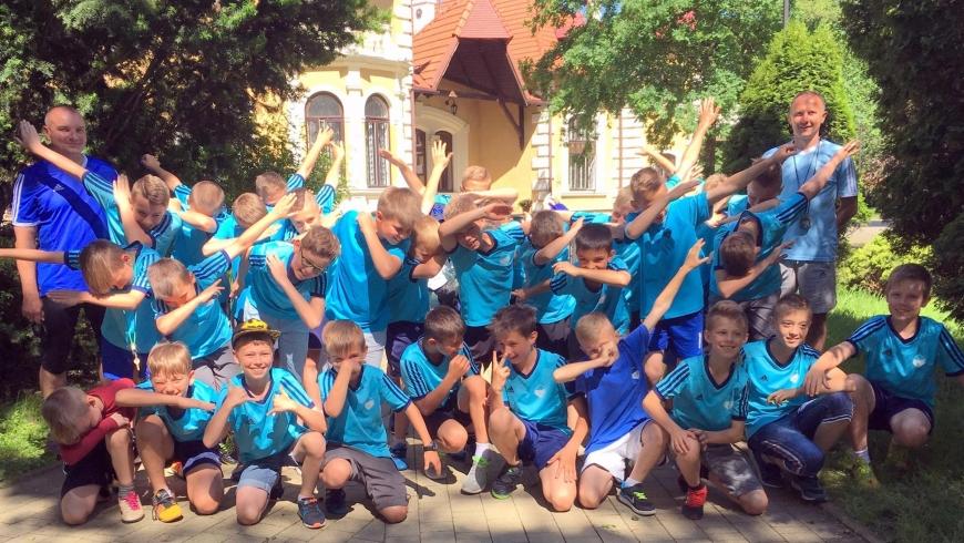 Dzień Dziecka w MSMS Piłkarskie Nadzieje