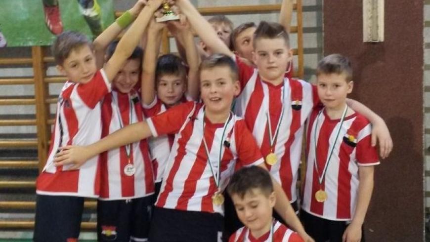 Rocznik 2007 najlepszy w turnieju Zdzichtex Cup Bychawa