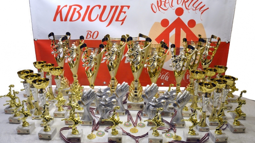 Festiwal piłkarski ORATORIUM Cup 2018